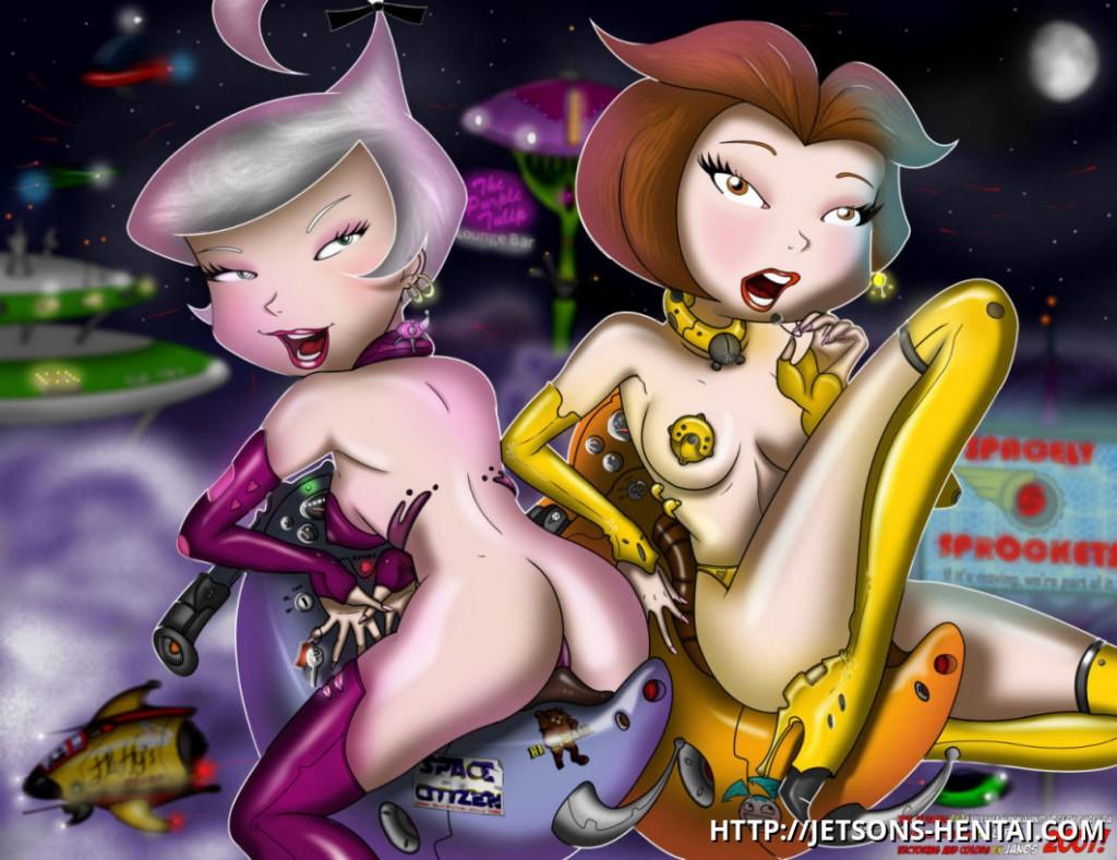 Sexy Judy Jetsons Sex